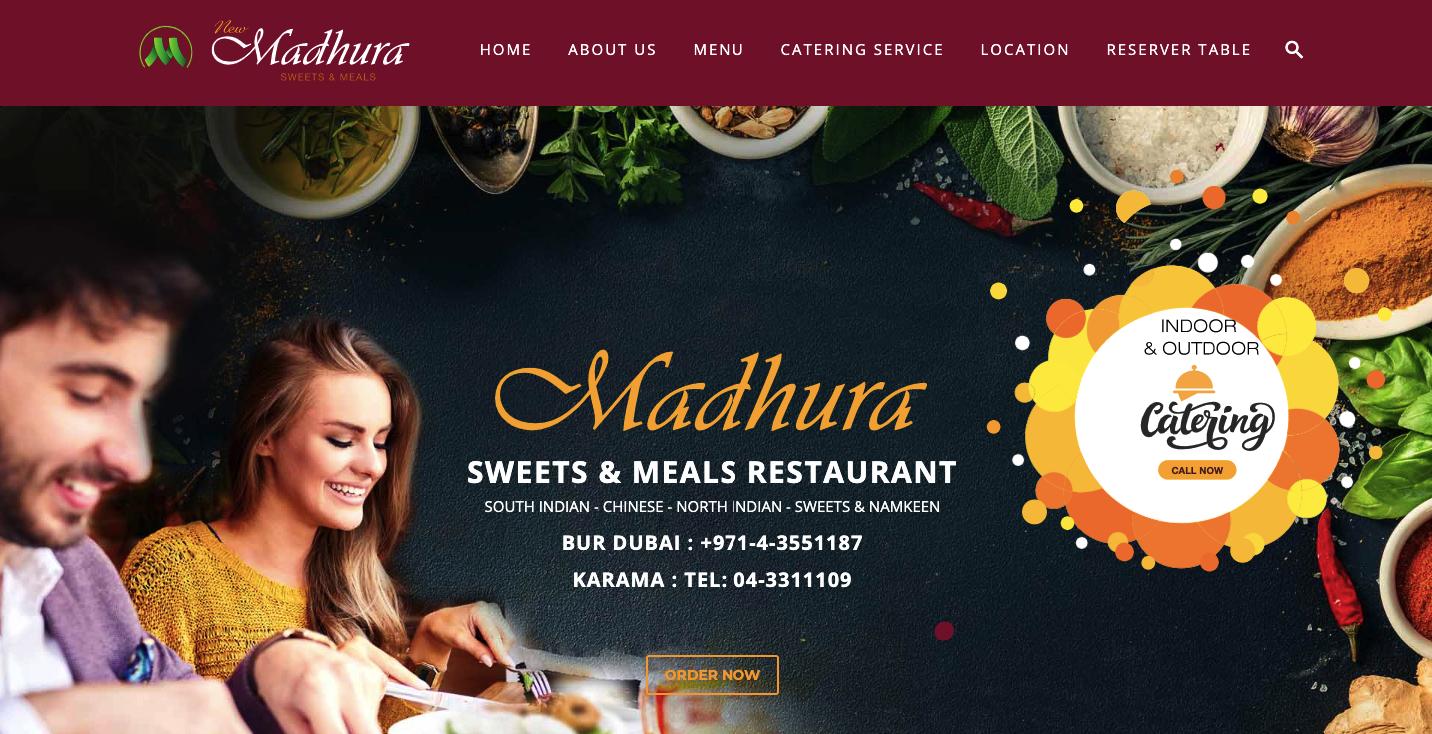 Madhura Restaurant